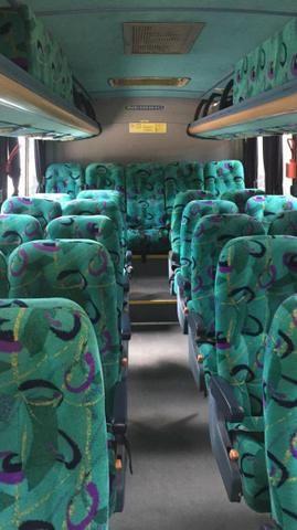 Micro-ônibus Agrale 2003 - Neobus Thunder - Executivo - 28 lugares - Foto 6