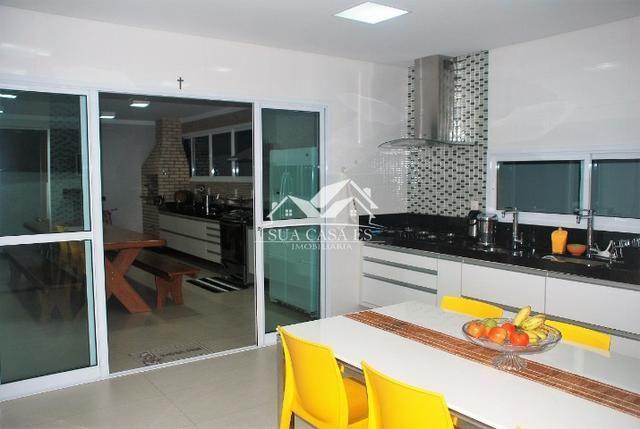 Ótima Mansão Duplex com 4 suítes, possui Hidro e Closet. Cond. Boulevard Lagoa - Foto 16