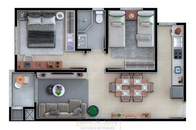 Apartamento à venda com 2 dormitórios em Centro, Camboriú cod:5024_55 - Foto 6