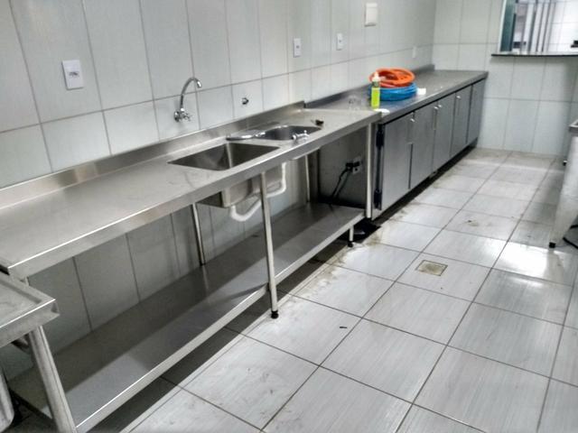 Fabricamos toda linha de cozinha industrial sob medida para seu restaurante - Foto 5