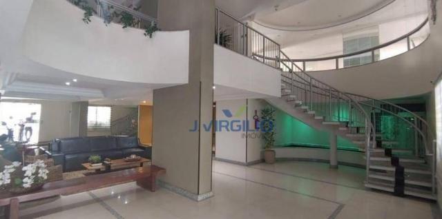 Apartamento com 4 quartos à venda, 176 m² por r$ 796.500 - setor bueno - goiânia/go - Foto 19