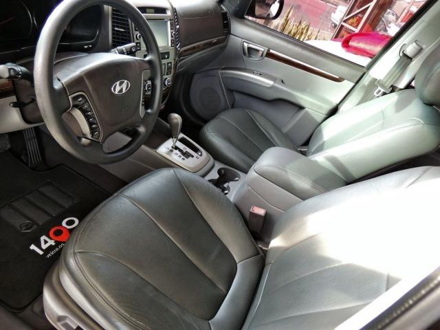 Hyundai Santa Fe 3.5 AUTOMÁTICA 4X4 V6 4P - Foto 8