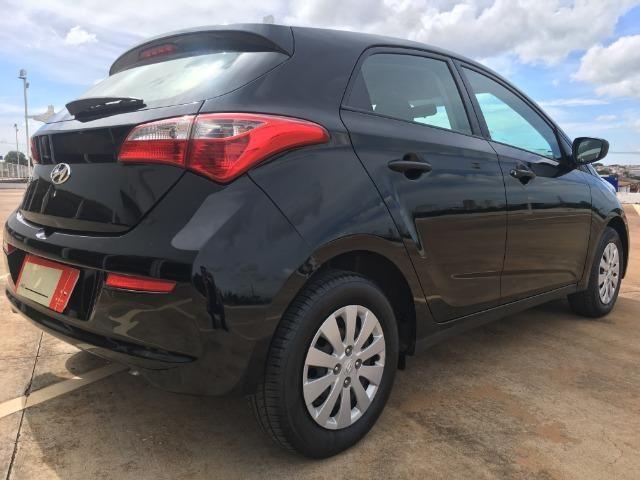 Hyundai Hb20 1.0 36mil km Impecável Ipva 2019 Pago Pneus Cabelo Completo Som no Volante - Foto 2