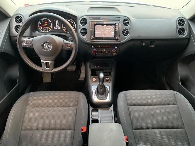 VW Tiguan 1.4 TSI Prata 17/17 - Foto 14