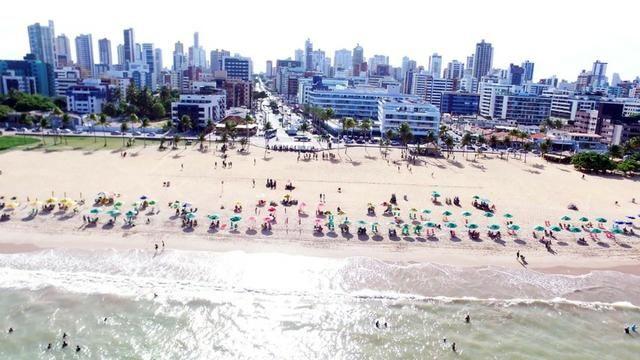 605 - Flat mobiliado em Cabo Branco 50m da praia - Foto 16