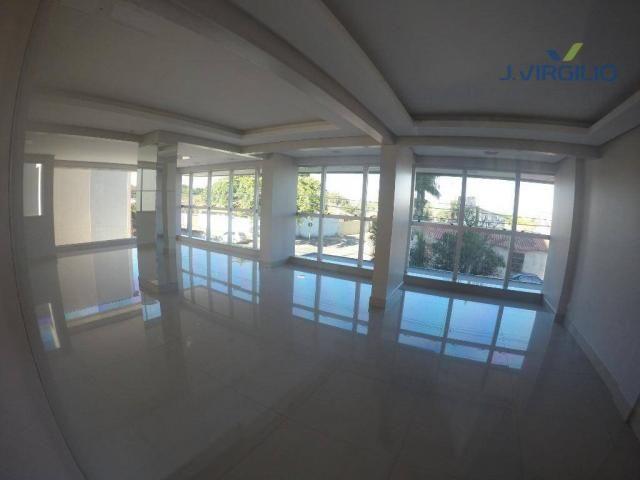 Apartamento residencial à venda, Parque Amazônia, Goiânia. - Foto 7