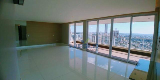 Cobertura à venda, 467 m² por r$ 3.290.000,00 - setor bueno - goiânia/go - Foto 5