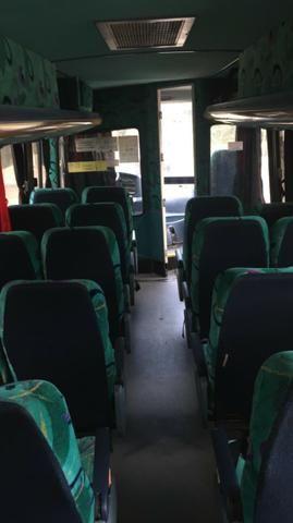 Micro-ônibus Agrale 2003 - Neobus Thunder - Executivo - 28 lugares - Foto 5