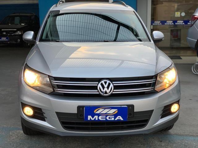 VW Tiguan 1.4 TSI Prata 17/17 - Foto 7