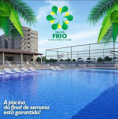 LB- 3 quartos com suite e varanda, em Paulista, Vila do frio Club. lazer completo