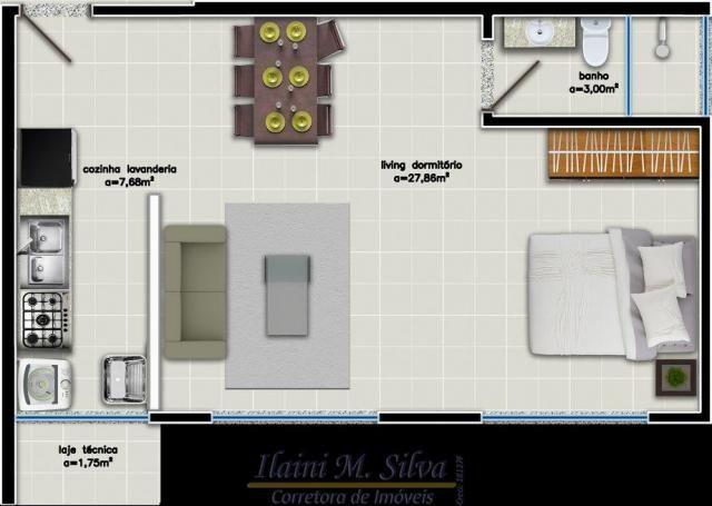Apartamento à venda com 1 dormitórios em Centro, Camboriú cod:5024_44 - Foto 7