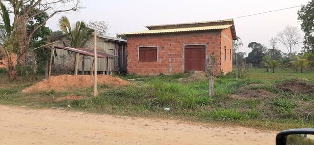 Casa recém construída medindo 8x10 no polo benfica - Foto 7