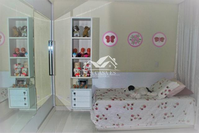 Ótima Mansão Duplex com 4 suítes, possui Hidro e Closet. Cond. Boulevard Lagoa - Foto 5
