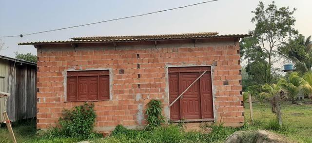 Casa recém construída medindo 8x10 no polo benfica - Foto 5