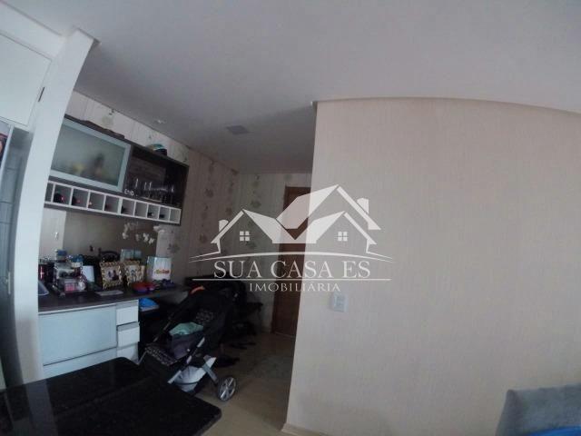 GM Apartamento à venda com 3 dormitórios em Colina de laranjeiras, Serra - Foto 8