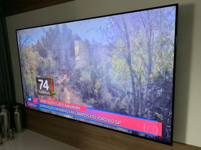 TV 75 Smart Samsumg (retirar sp) modelo 6300 - Foto 2