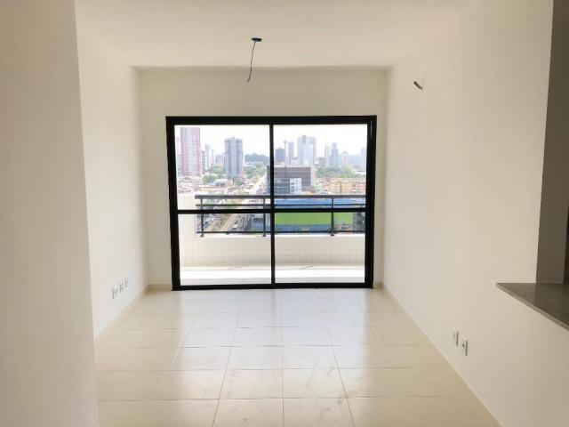 Ed. Águas de março - apto 89 m² - 3/4 sendo 1 suíte - 18º andar - Foto 2