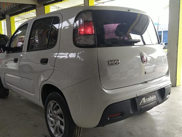 UNO 2014/2015 1.0 EVO ATTRACTIVE 8V FLEX 4P MANUAL - Foto 4