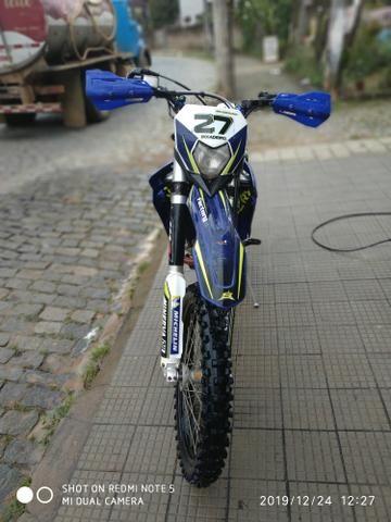 Vendo moto offroad Sherco factory ano 2014/14 - Foto 3