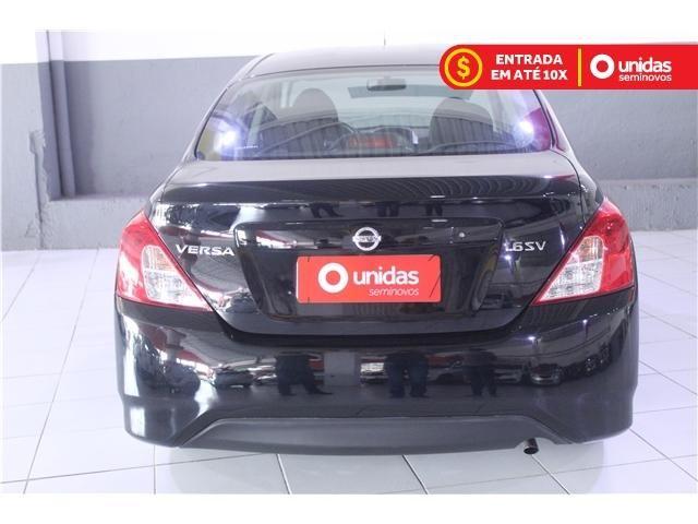 Nissan Versa 1.6 16v flexstart sv 4p xtronic - Foto 6