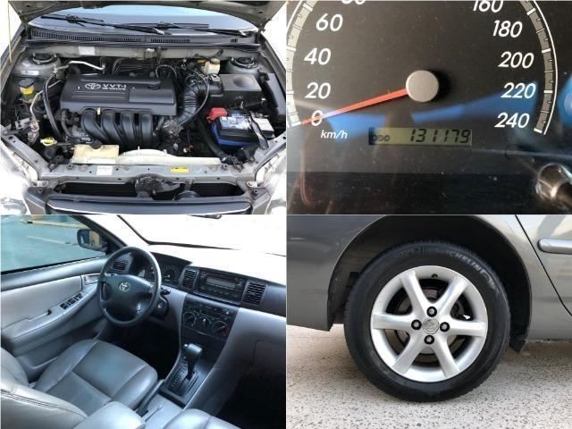 Toyota Fielder Blindada Automática Entrada Apartir de R$ 990,00 + 48x - Foto 8