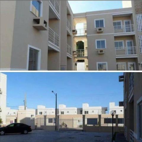 Apartamento Mobiliado, 01 Vaga - 3 quartos em Fortaleza CE