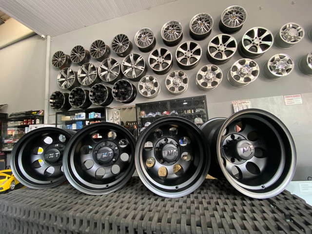Rodas Mickey Thompson ?15x10 5x139 - Foto 5