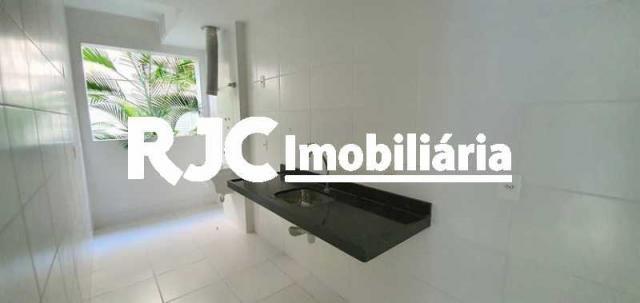 Apartamento à venda com 3 dormitórios em Vila isabel, Rio de janeiro cod:MBAP32983 - Foto 11