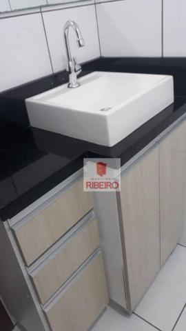 Apartamento com 2 dormitórios para alugar, 60 m² por R$ 770/mês - Urussanguinha - Ararangu - Foto 11