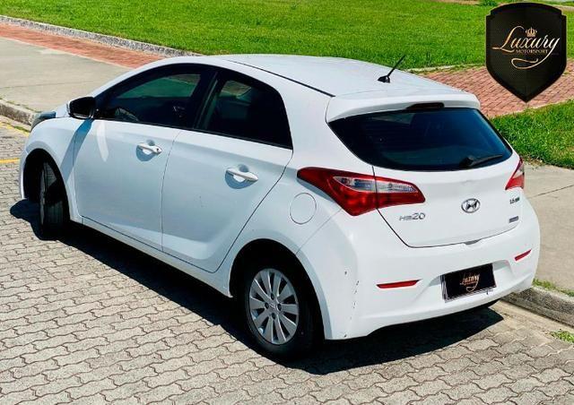 Hyundai HB-20 2014 1.6 Automático Confort Branco - Foto 11