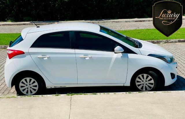 Hyundai HB-20 2014 1.6 Automático Confort Branco - Foto 3