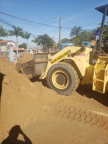 Areia lavada sem nenhuma misturas - Foto 2