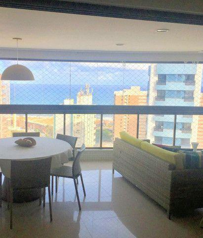 03 Suites Vista Mar Varanda Gourmet! Perfeito - Foto 3