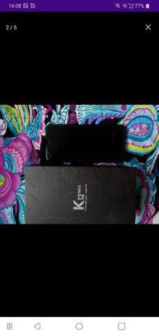 Troco K12 max em um iphone
