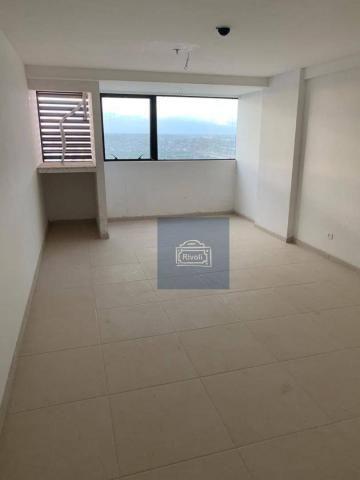 Sala para alugar, 42 m² por R$ 2.400,00/mês - Casa Caiada - Olinda/PE - Foto 5