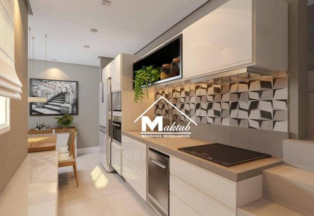 Cobertura com 2 dormitórios à venda, 88 m² por R$ 430.000,00 - Jardim - Santo André/SP - Foto 13