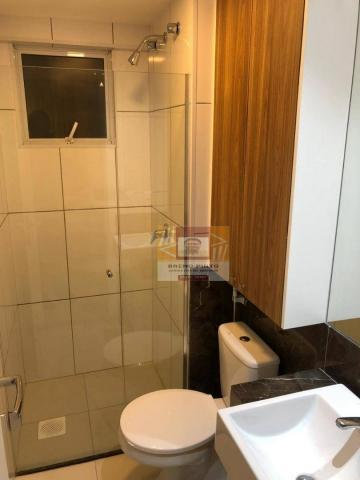Apartamento para venda com 3 quartos e lazer completo no Guararapes - Foto 16