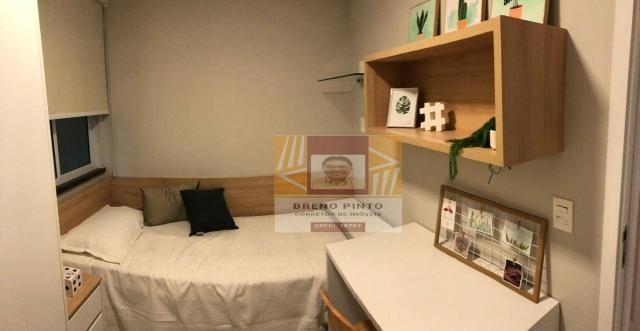 Apartamento para venda com 3 quartos e lazer completo no Guararapes - Foto 15