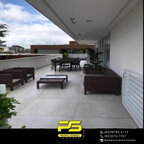 Casa com 5 dormitórios à venda, 381 m² por R$ 2.400.000 - Intermares - Cabedelo/PB - Foto 2