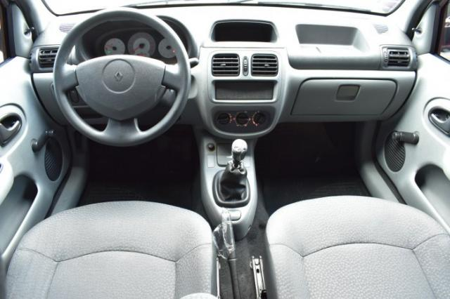 Renault clio hatch 2011 1.0 campus 16v flex 4p manual - Foto 7