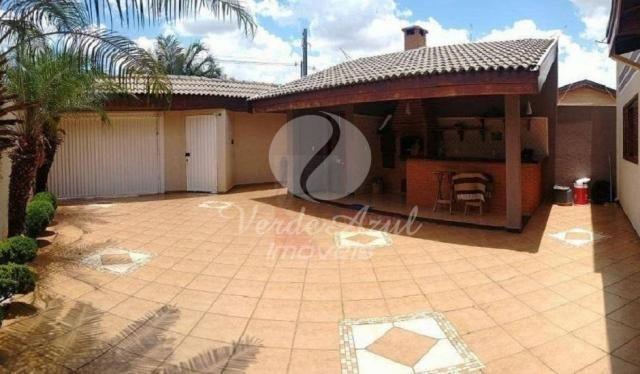 Casa à venda com 4 dormitórios em Jardim dona regina, Santa bárbara d'oeste cod:CA007648 - Foto 9