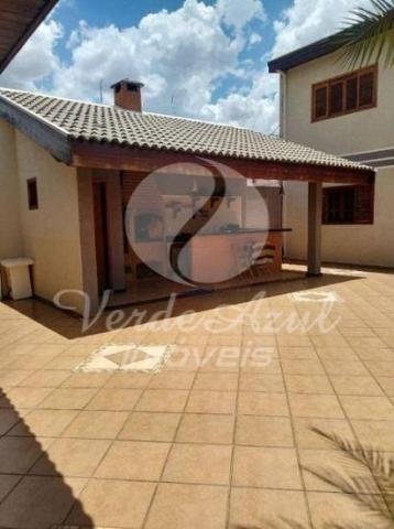 Casa à venda com 4 dormitórios em Jardim dona regina, Santa bárbara d'oeste cod:CA007648 - Foto 2