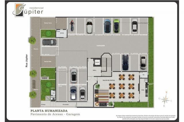 Apartamento à venda com 3 dormitórios em Ana lúcia, Sabará cod:272991 - Foto 6