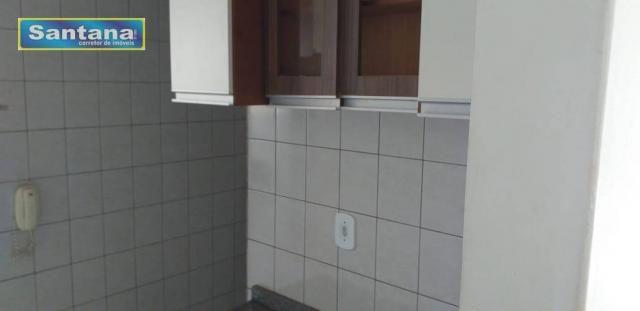 Apartamento com 2 dormitórios à venda, 58 m² por R$ 105.000,00 - Bandeirantes - Caldas Nov - Foto 4