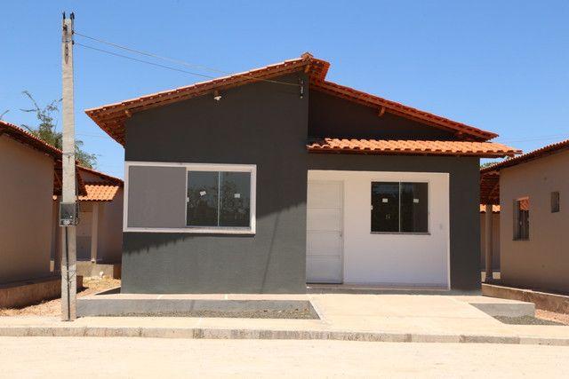 Casas em Teresina-altos-demerval - Foto 2