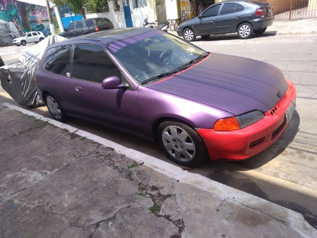 "Honda Civic Hatch ""Si"" - Foto 2"