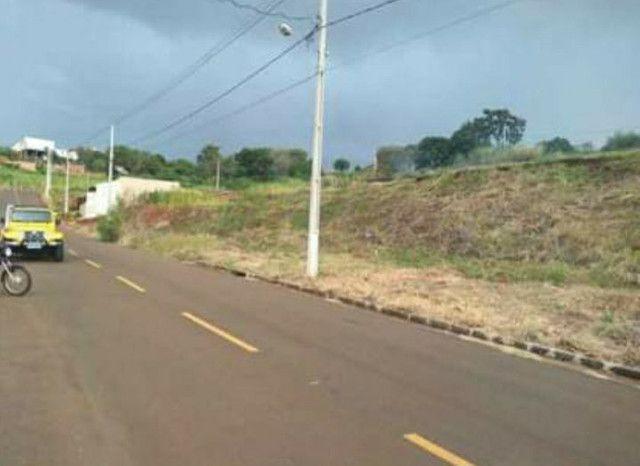 Repasse terreno no Ivani Paiva Gatti