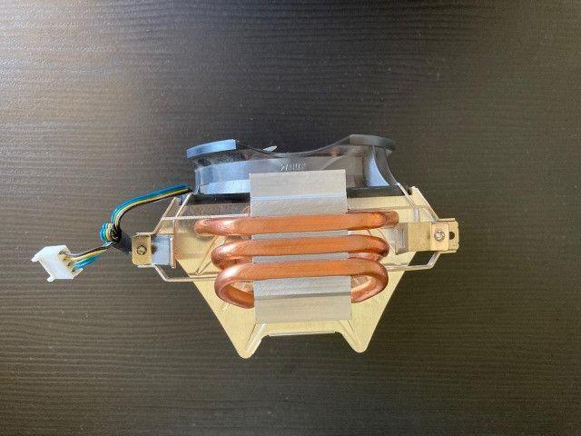 Cooler de CPU - Zalman CNPS7X LED (Usado) - Foto 4