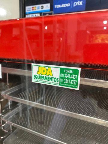 Forno elétrico turbo Fast Oven / pães / bolos - com ventilador turbo - Foto 2