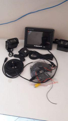 Camera de videos para caminhões ou onibus - Foto 2
